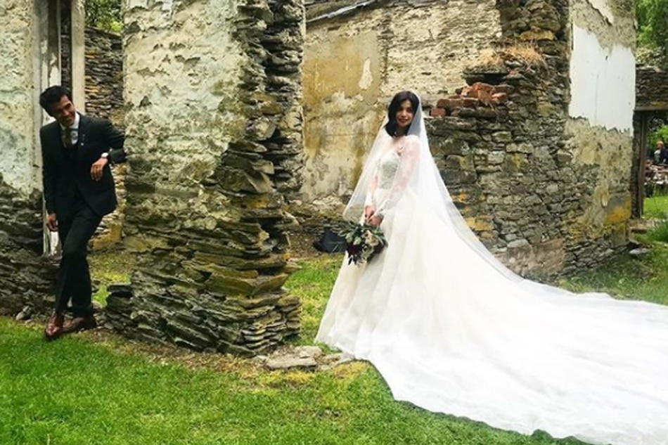 Here's a look at Anne, Erwan's wedding video