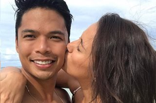 Migz Villafuerte has message for girlfriend Rachel Peters
