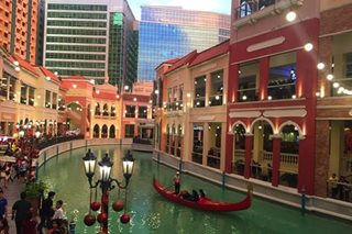 36 days to Christmas: Venice Grand Canal Mall is ready for the holidays