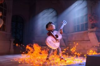 Movie review: 'Coco' is a strong Oscar contender