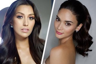 Pia Wurtzbach has message for Rachel Peters