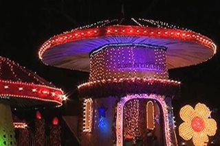 Sari-saring landmarks abroad, tampok sa isang Christmas festival