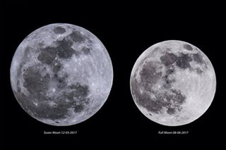 'Super moon' to light up PH skies