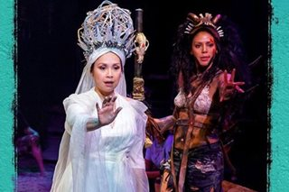Review roundup: Lea Salonga wins raves for 'Once on This Island'