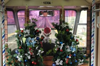 20 days to Christmas: All aboard the Christmas train