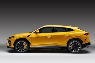 Lamborghini joins fast-growing SUV market