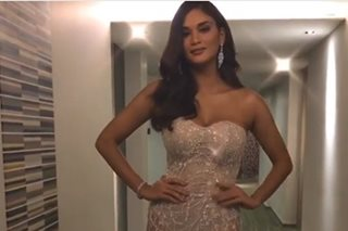 LOOK: Pia Wurtzbach turns heads in sparkling gown