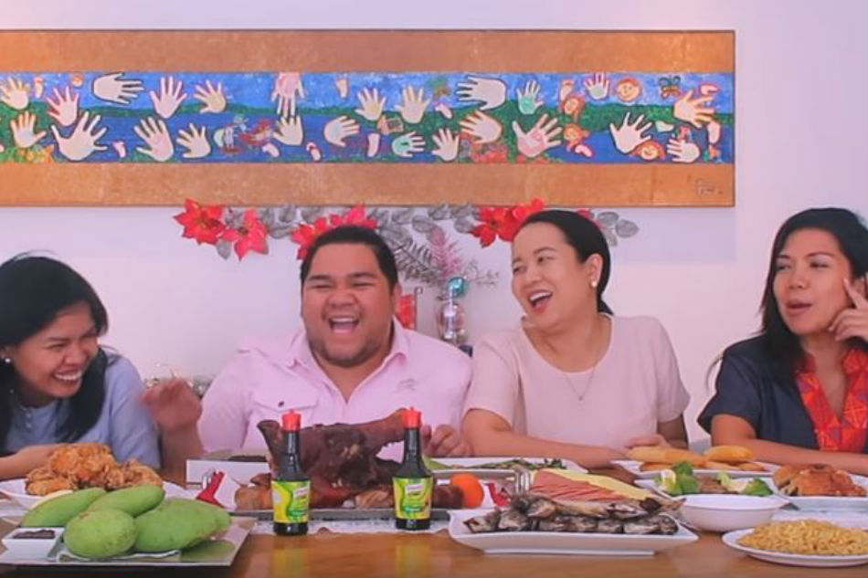 WATCH: The Soshal Network crashes Lloyd Cadena's Christmas vlog
