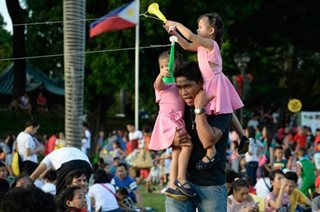 Christmas at Rizal Park