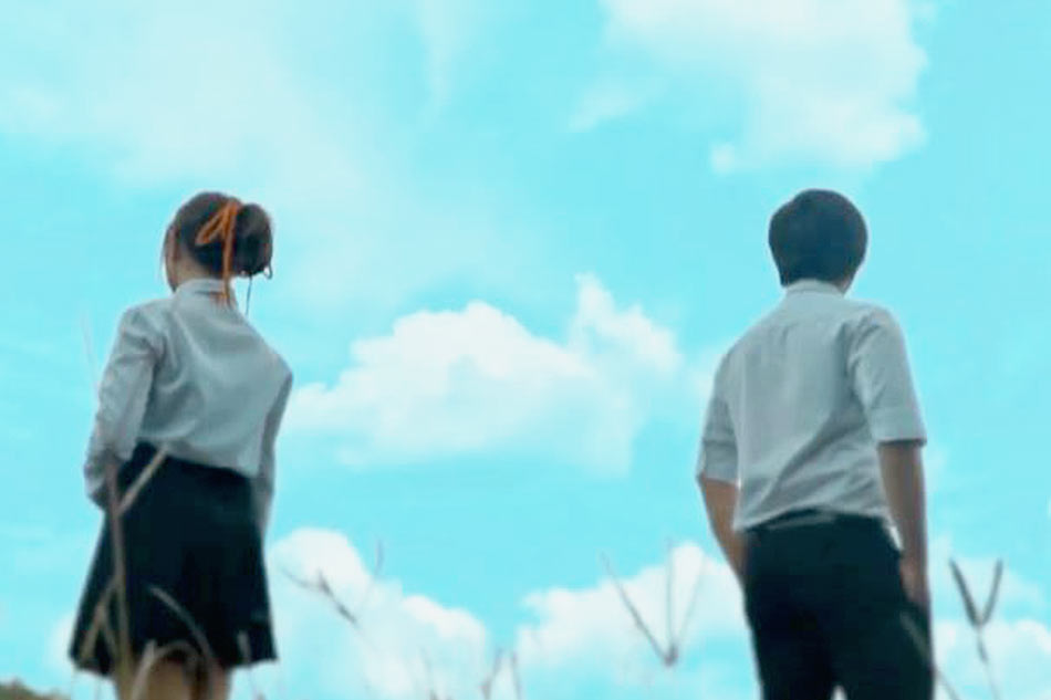 This Pinoy Couple Recreated The Kimi No Na Wa Trailer