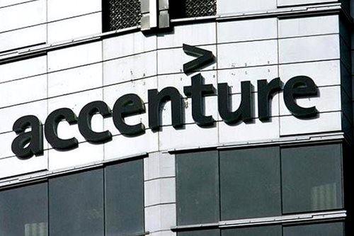 Accenture's net revenue rises 4.7 percent