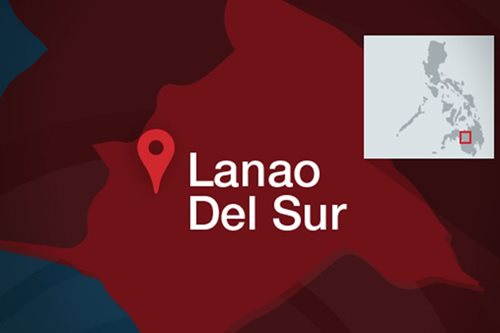 Military, armed men clash on island near Marawi