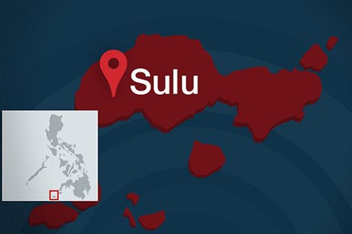 On Valentine's Day, soldier killed, 3 others wounded in Sulu clash