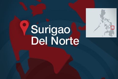 Aid convoy fired at in quake-hit Surigao