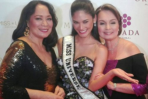Miss Universe winners from the Philippines