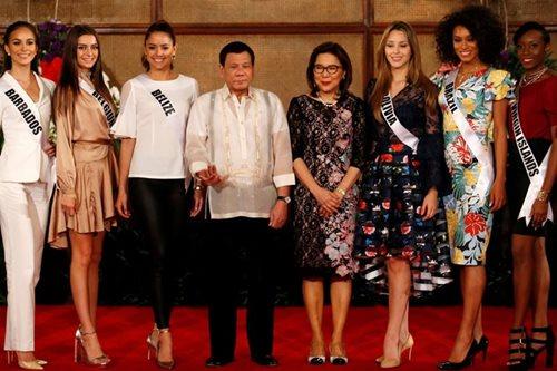 Duterte no-show at Miss Universe coronation