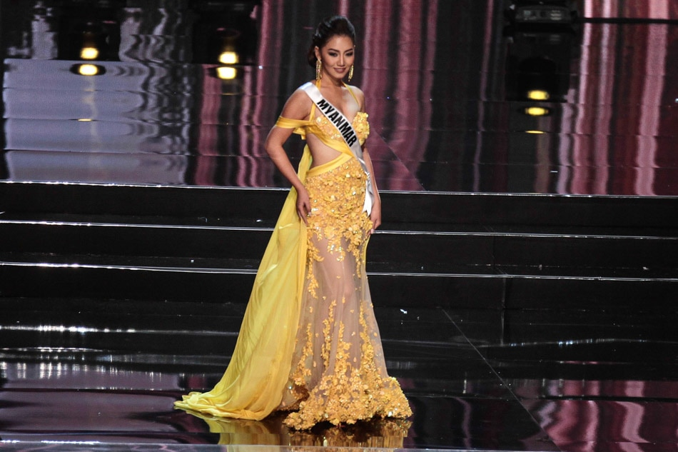 65th Miss Universe Evening Gown Preliminaries 5-mu-preliminary-nppa