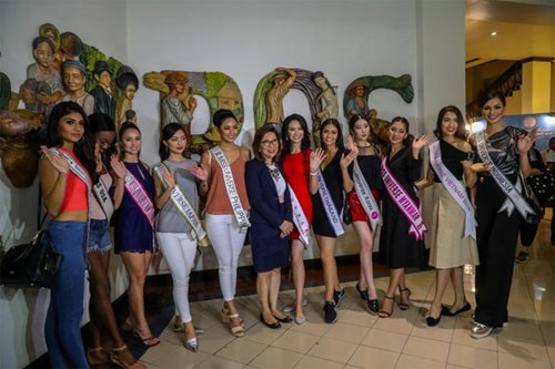 Miss Universe pageant day not a holiday: Palace
