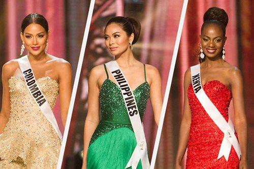 Maxine Medina makes it to Miss Universe Top 6