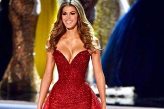 LOOK: Miss Universe 2016 Iris Mittenaere in Michael Cinco gown