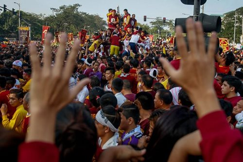 'Traslacion only an effect of Black Nazarene devotion'