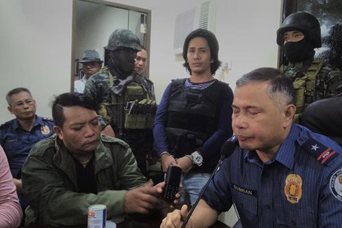 Drug boss says 35 PNP men getting payola