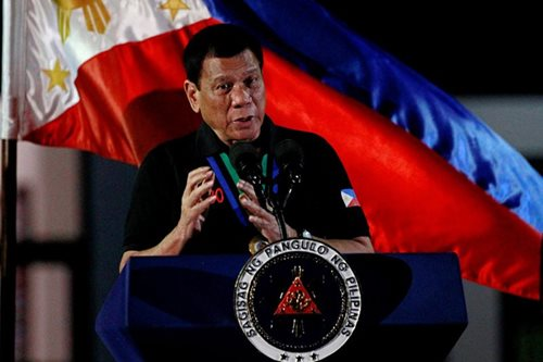 Palace denies Duterte sought cancer treatment in China