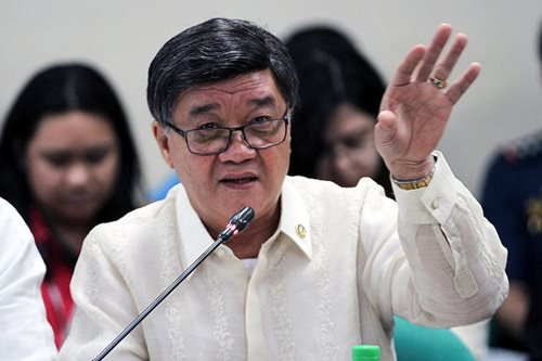 Ex-DOJ chief Aguirre invited to Senate inquiry on convicts' release