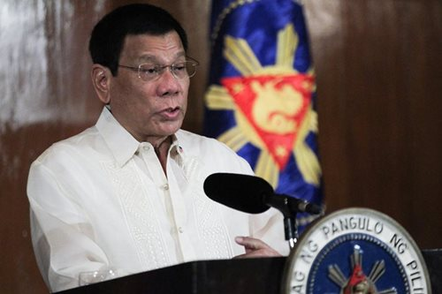 Duterte fires OGCC chief over casino permit