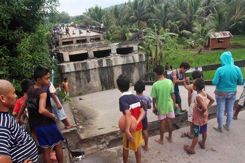 State of calamity, idineklara sa Surigao City matapos ang magnitude 6.7 na lindol