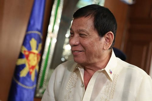 Palace: Vote of confidence for Duterte an inspiration