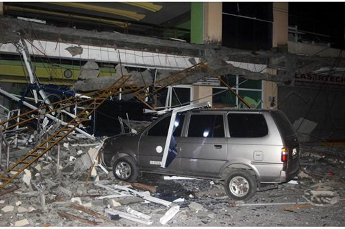 Expert warns of more aftershocks in Surigao