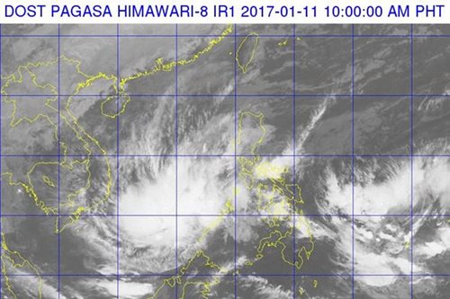 More rains expected due to low pressure area: PAGASA