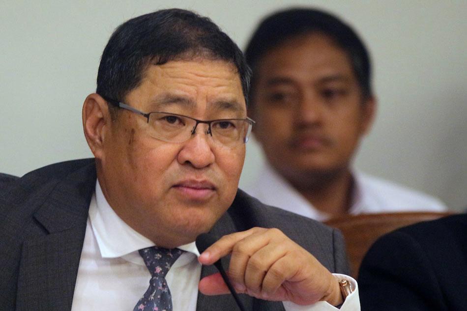 House open to talks with judiciary over 'Ilocos Norte 6': Umali