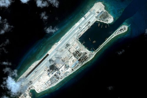Yasay: Diplomatic protest filed vs China arms buildup in South China Sea
