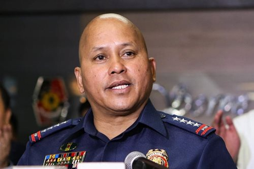 'Bato' dodges questions about joining politics