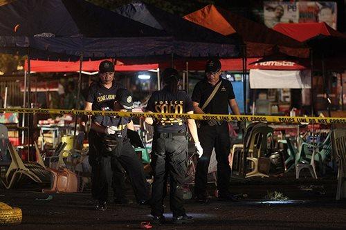 Solon denies son's involvement in Davao City bombing, says Alvarez