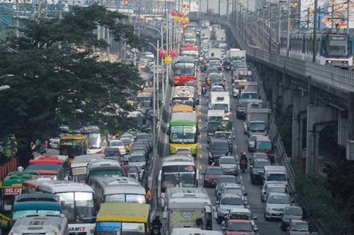 Dry run of EDSA provincial bus ban starts Monday