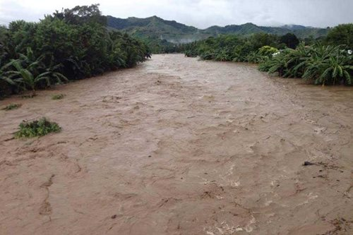 LOOK: Flash flood hits 2 towns in Davao Occidental
