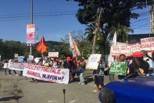 Ika-30 anibersaryo ng Mendiola massacre, ginunita