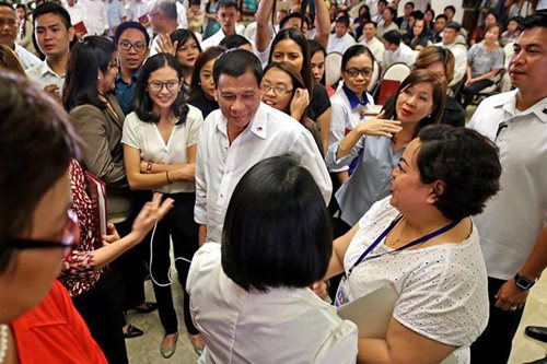 Journalists slam accusation of 'misreporting' Duterte remarks