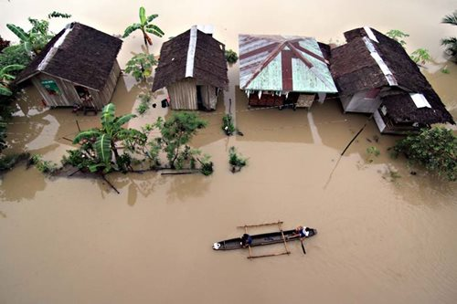 Butuan residents ordered to evacuate as floods rise