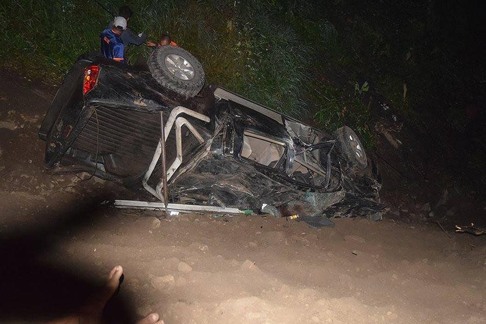 5 Killed In Sarangani Road Accident ABS CBN News