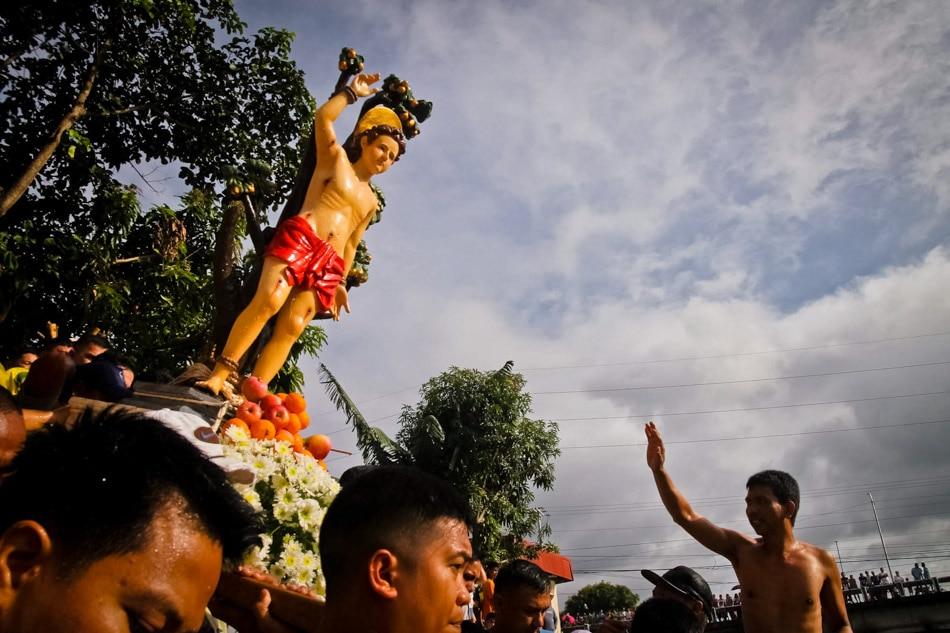 Lumban celebrates Feast of San Sebastian
