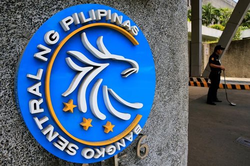 Bangko Sentral keeps rates steady as expected