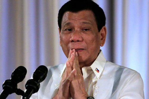 'Citizen feedback is essential,' Duterte says