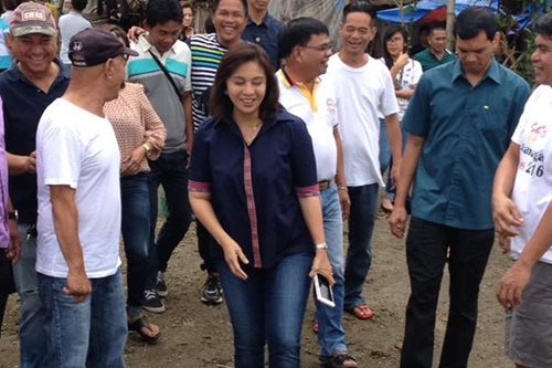 Spat between Duterte, Catholic Church not good for country: Robredo
