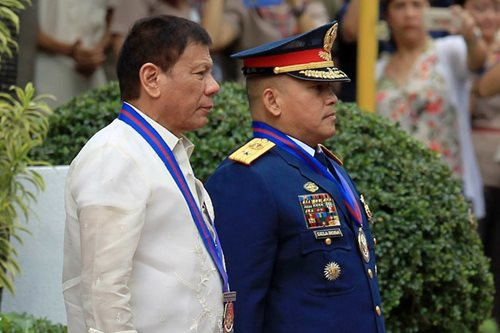 Duterte warns 'scalawags': Bato will welcome you in Bilibid