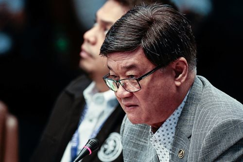 Several senators welcome Aguirre's resignation