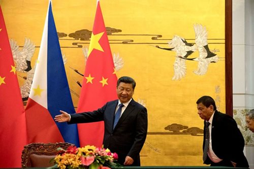 Philippines, China agree on $3.7B in anti-poverty projects